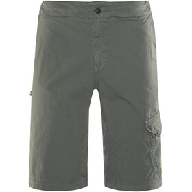 Edelrid Kamikaze III Pantaloni corti Uomo verde oliva